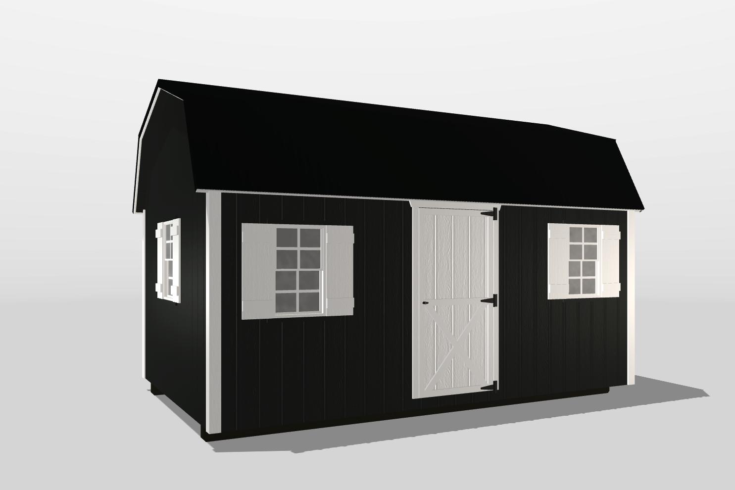 storage barn workshop perry ga