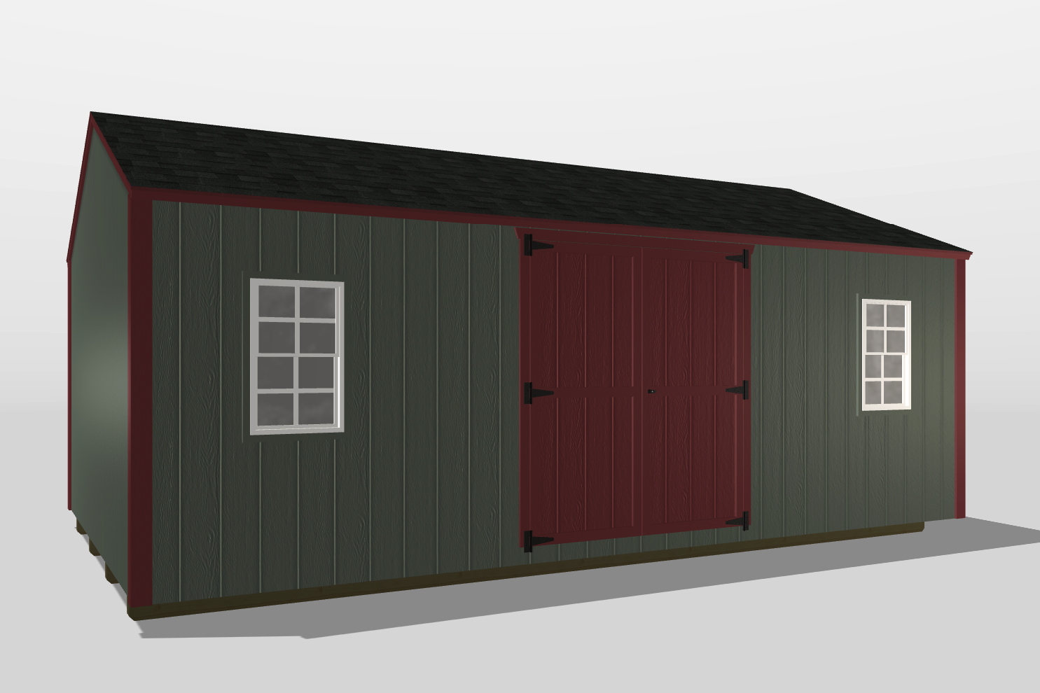 utility shed for sale perry ga