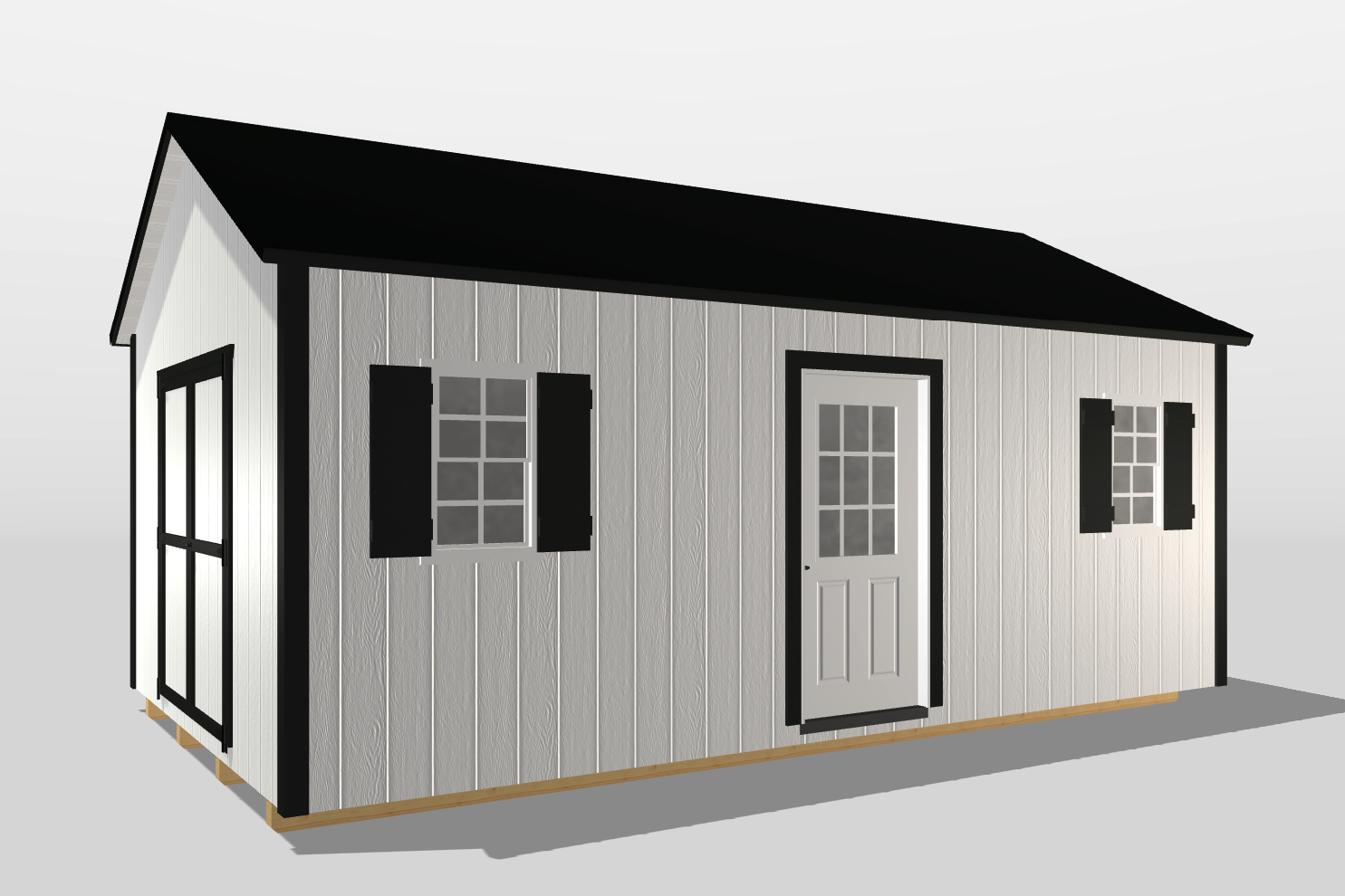Storage shed design statesboro georgia