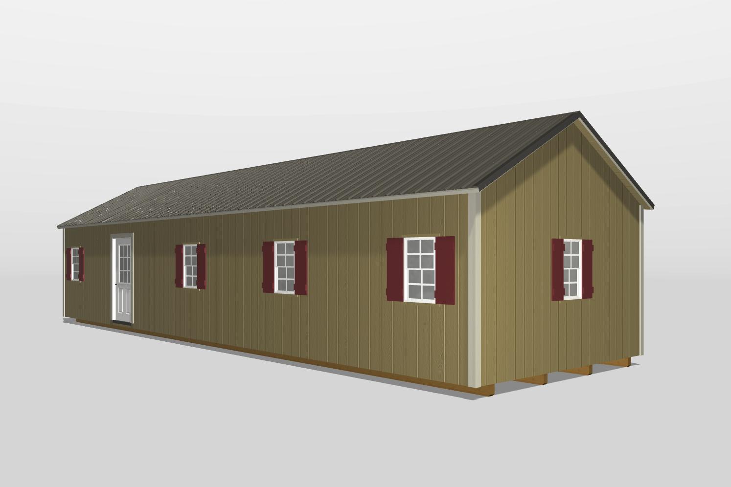 shed house statesboro ga