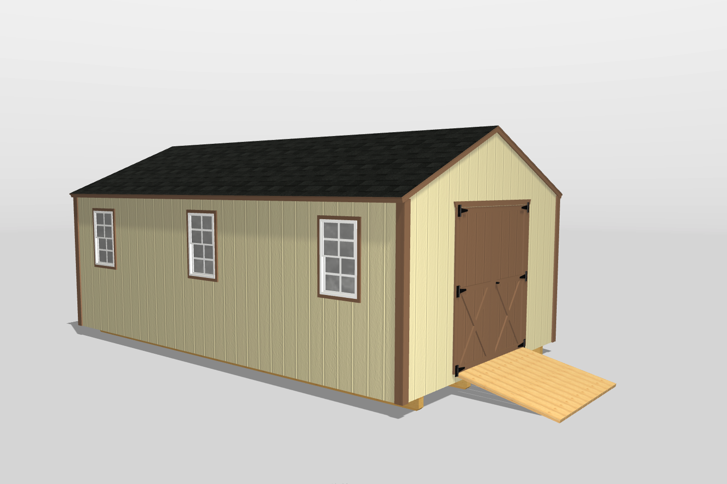 12x20 workshop shed vidalia ga