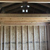 12x16LB storage shed loft augusta ga