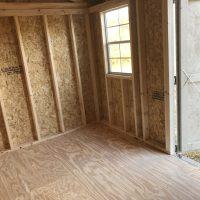 8x12ut interior shed milledgeville ga
