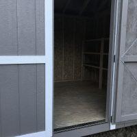 10x12cl white shed vidalia ga