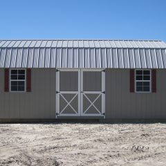 augusta ga custom storage shed lofted barn max 004