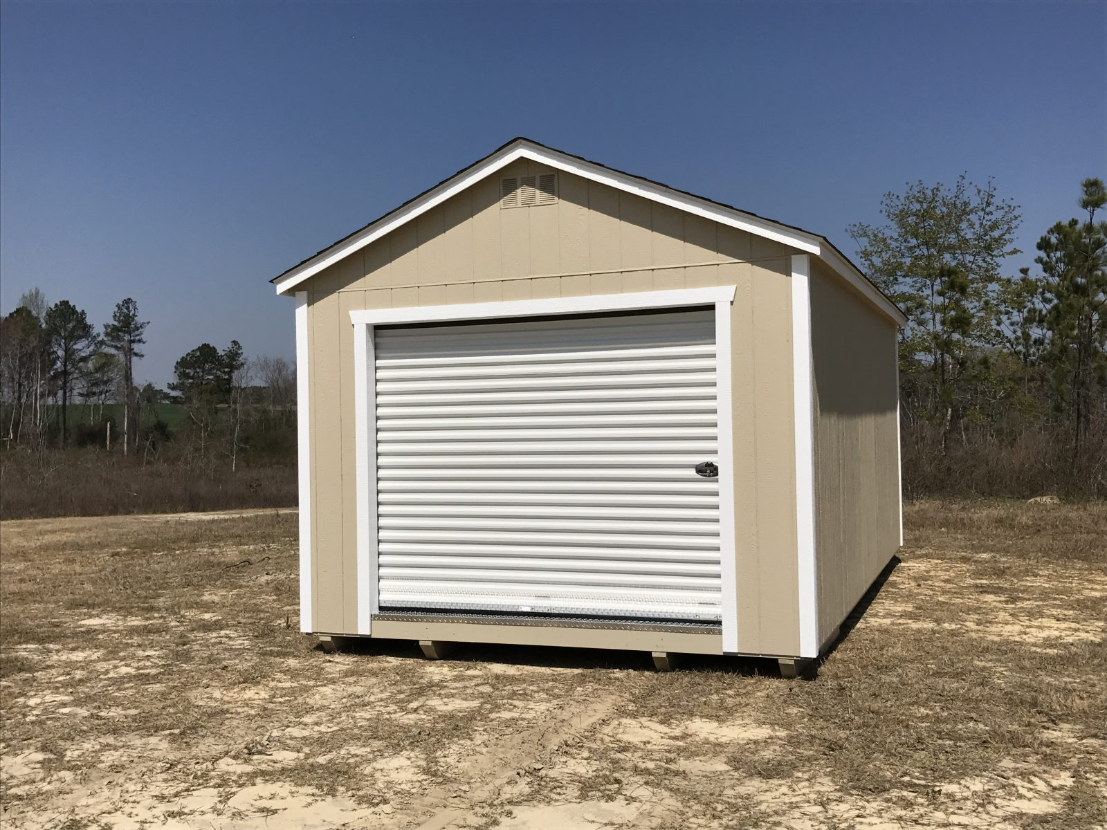 Storage Sheds in Augusta GA | Buy Directly from the Builder