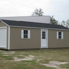 macon ga portable wood buildings garage 1