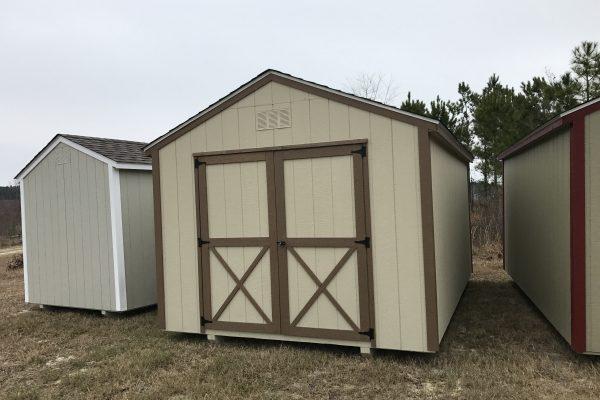 10x16ut utility shed metter ga