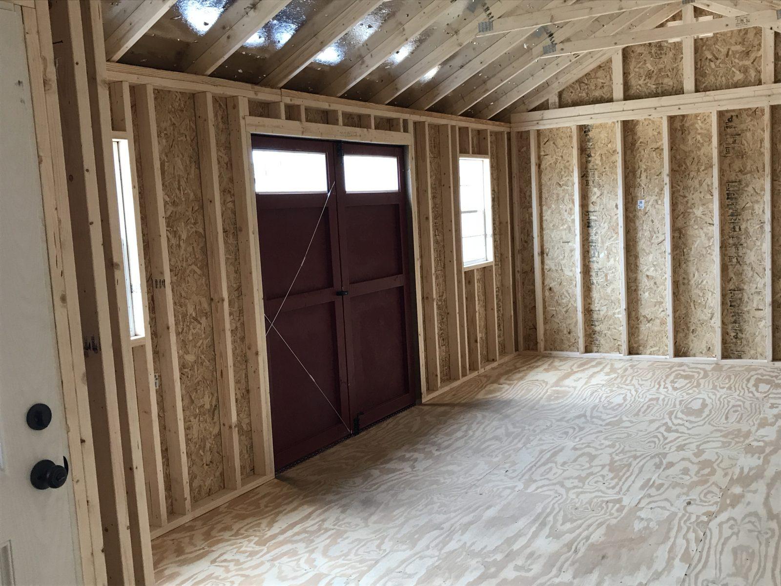 12x28 Cabin - DuraStor Structures