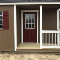 12x28 Cabin porch lyons ga