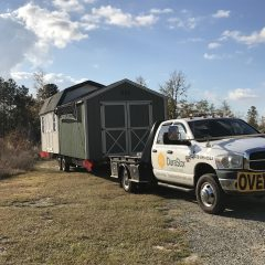 storage shed delivery dublin ga