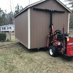 storage shed delivery warner robins ga