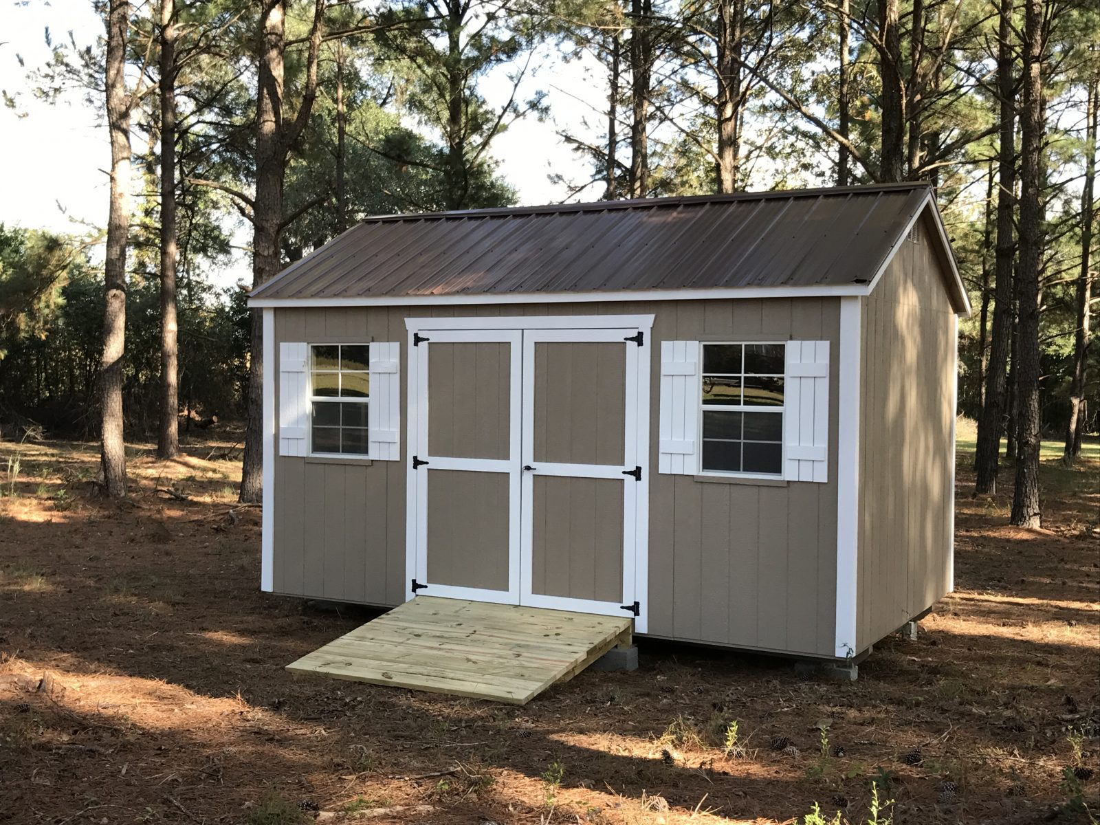The Top 5 Exterior Shed Wall Materials Plus Our Recommendation