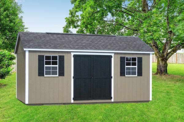 wooden garden shed garden max