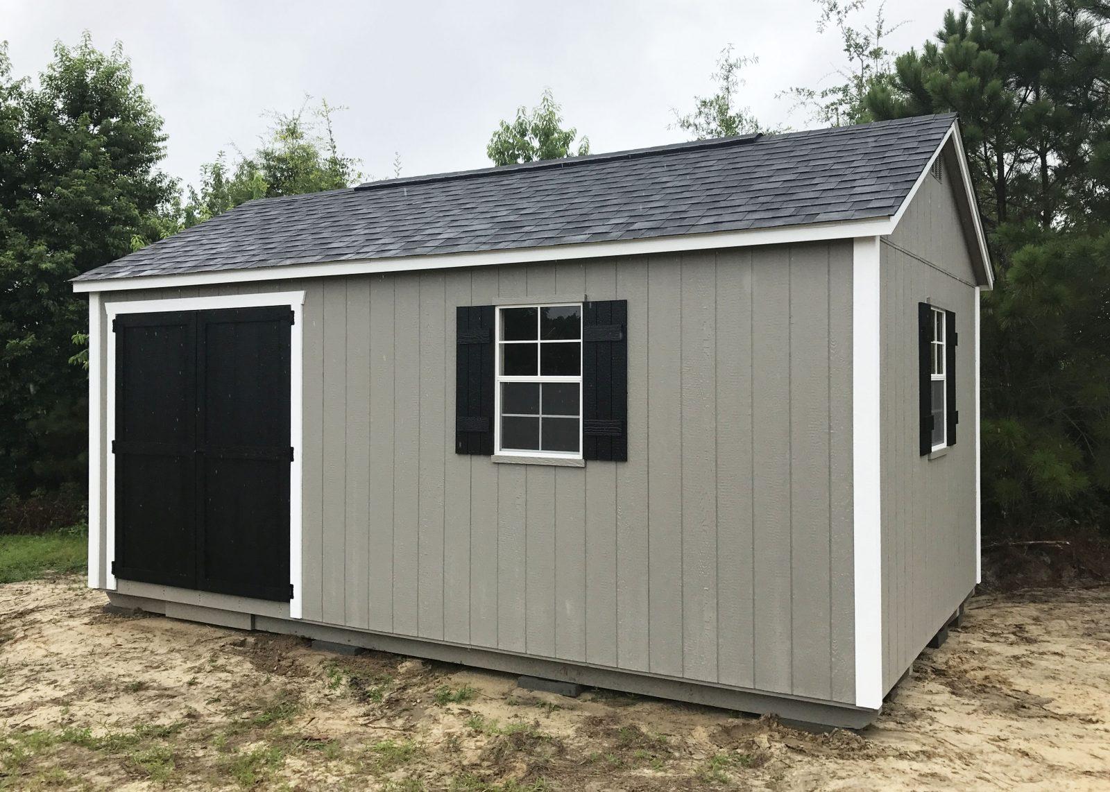 Portable Wood Buildings for Sale | Custom Storage Sheds Photos