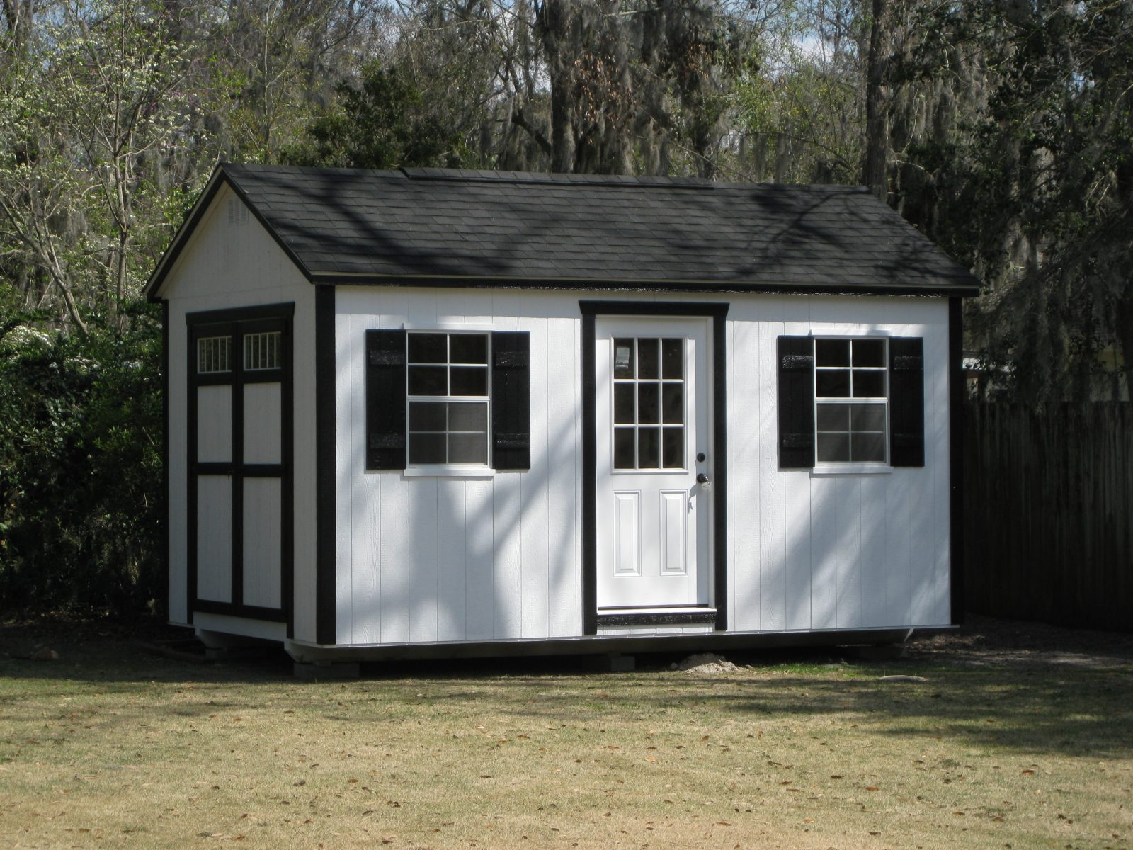 Portable Wood Buildings for Sale | Custom Storage Sheds Photos