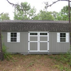 custom storage shed lofted barn max 008