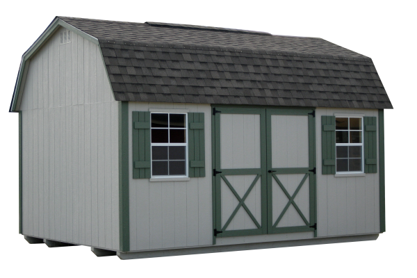 portable sheds lofted barn max