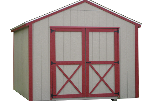 outdoor buildings utility shed