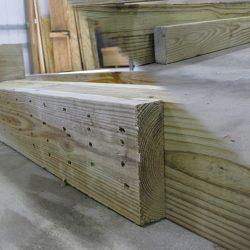 prefabricated sheds 2x6 runner connector dublin ga