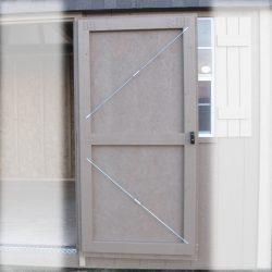 prefabricated sheds 2x4 door frame hephzibah ga