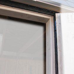 prefabricated sheds recessed door jambs jackson ga