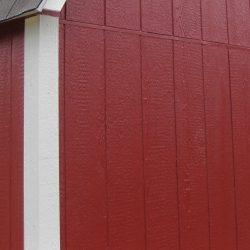 prefabricated sheds siding trim louisville ga