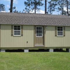 custom storage shed lofted barn max hazlehurst ga