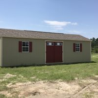 14x32 red shed swainsboro ga